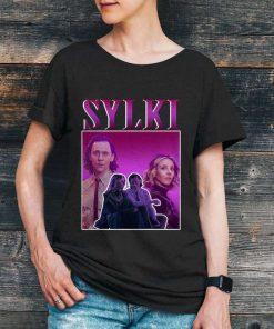Sylki Vintage 90's T-Shirt