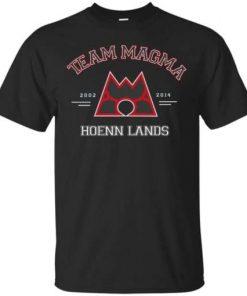 Terra Force Team Magma Cotton T-Shirt