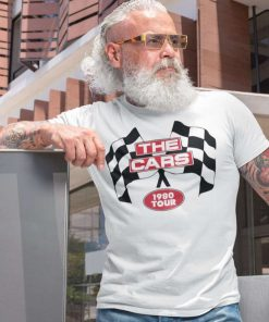 The Cars T-shirt 80's Vintage Rock T-Shirt