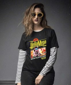The Hella Mega Tour 2021 Green Day Weezer Fall Out Boy T-Shirt
