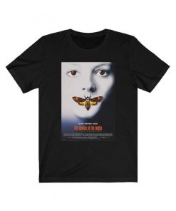 The Silence Of The Lambs Movie T-Shirt