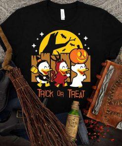 Trick Or Treat Donald Duck Halloween T-Shirt