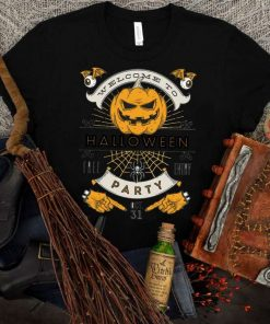 Welcome to Halloween Party T-Shirt