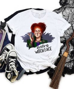 Winifred Sanderson Hocus Pocus T-Shirt