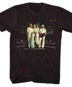 abba Retro Band T-Shirt