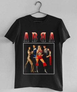 ABBA 90s Throwback T-Shirt