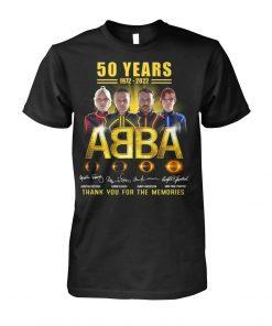 ABBA Voyage 2022  ABBA Signature Memories Unisex T-Shirt