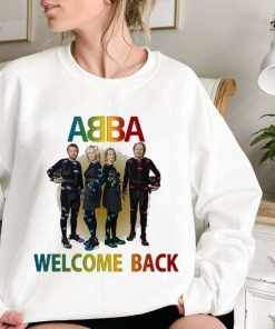 ABBA Welcome Back Vintage T-Shirt