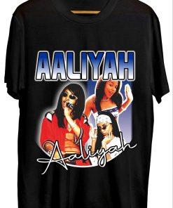 Aaliyah Graphic T-Shirt