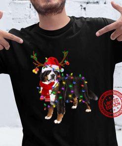 Bernese mountain dog christmas Shirt