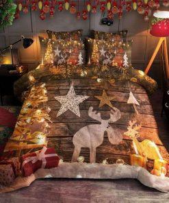 Merry Christmas Bedding Set