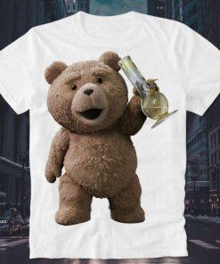 Ted Bong Cult Fun Funny T-Shirt
