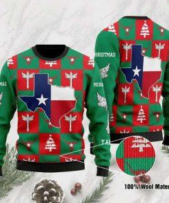 Texas Ugly Christmas Sweater