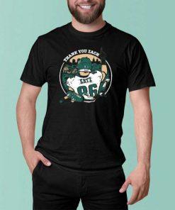 Thank You Zach Ertz T-Shirt