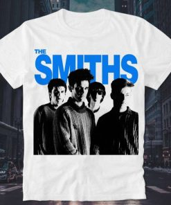 The Smiths The Queen is Dead Morrissey Meat is Murder Rock T-Shirt
